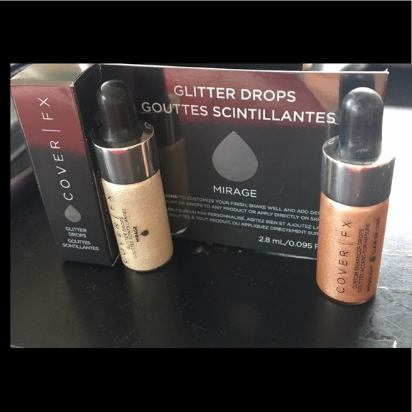 63% off Sephora Other - Cover FX Drops Deluxe Samples from Whitney's ...